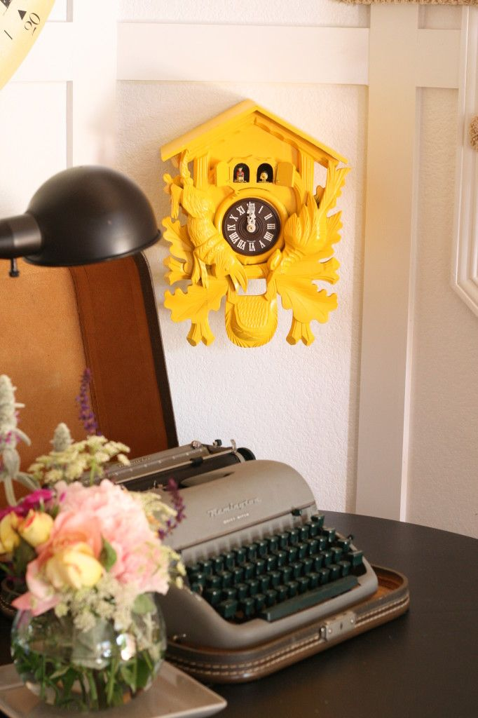Painted #Cuckoo Clock DIY