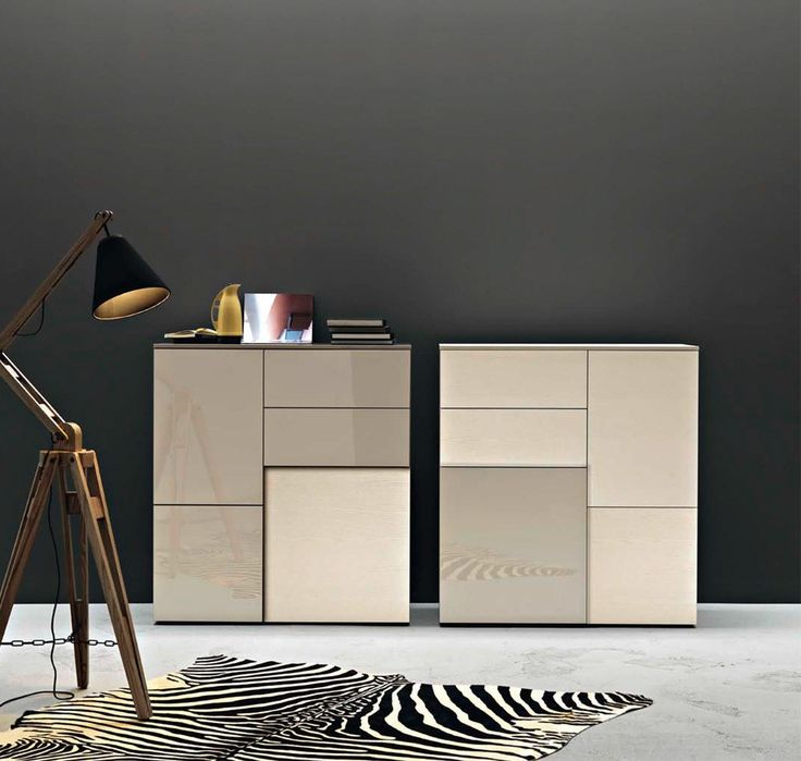 Incontro Sideboard III By Sangiacomo, Italy. Fronts Th 30/20 Incontro In  Gloss