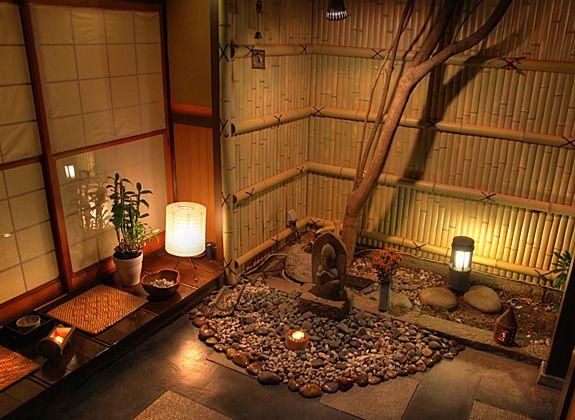 Oyado Niwa, Kyoto, Japan