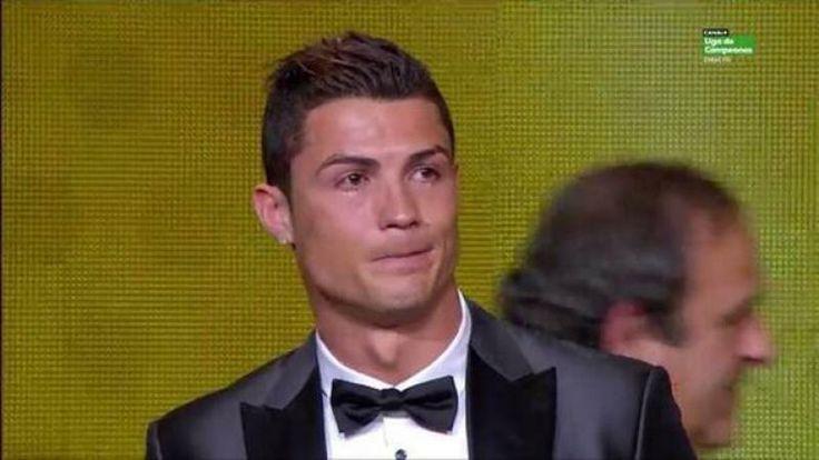 #DEPORTES CR7 el mejor del mundo, ganador del balón de oro!