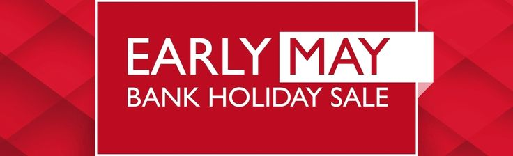 The Choice Furniture Superstore's Early May Bank Holiday Furniture Sales begin on 30th April 2016 and end at midnight of 2nd May 2016 Bank. Choice Furniture Superstore is offering huge reductions on Oak Furniture, Bedroom Furniture, Sliding Wardrobes, Dining Furniture and more.