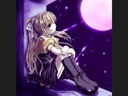 Resultado de imagen para imagenes anime tristes