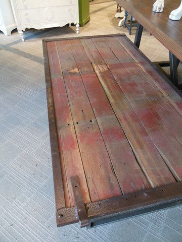 best 25 door coffee tables ideas on pinterest old door tables door tables and diy upcycled. Black Bedroom Furniture Sets. Home Design Ideas