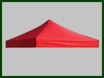 10 x 10 Replacement Canopy Top Cover Pop Up Canopy Commercial Tent, 19 Colors Select (Red) ** You can find more details by visiting the image link.