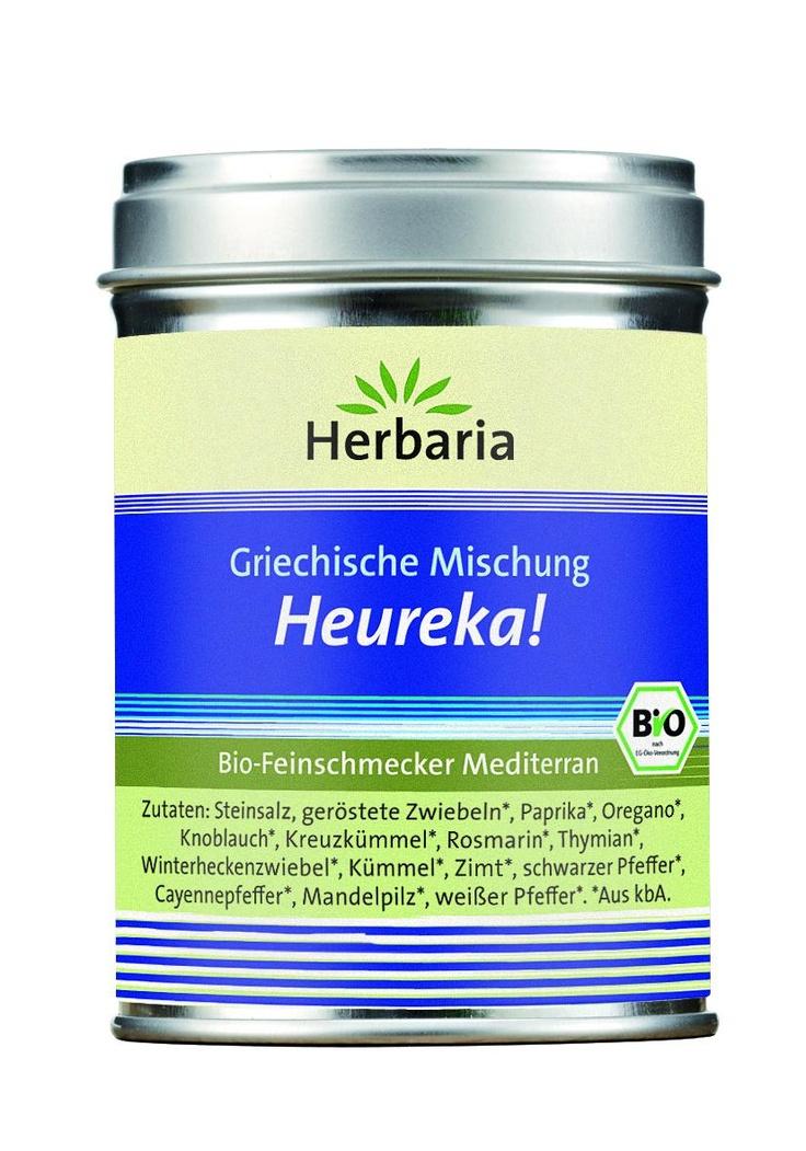 Herbaria-Heureka Gyrosgewürz  85g Griechische Mischung