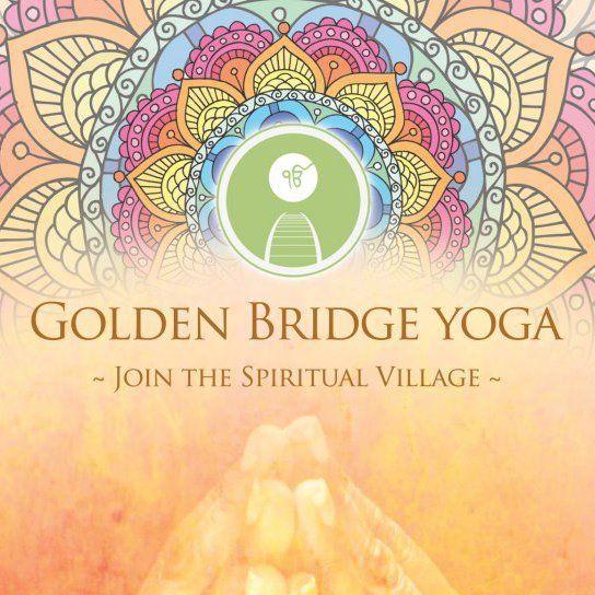 Golden Bridge Yoga. NYC / http://www.42yogis.com