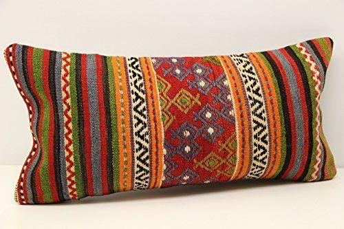 Anatolian kilim pillow cover 12x24 inch (30x60 cm) Anatol... https://www.amazon.com/dp/B078M39X17/ref=cm_sw_r_pi_dp_x_FQvqAb3B1GRAK