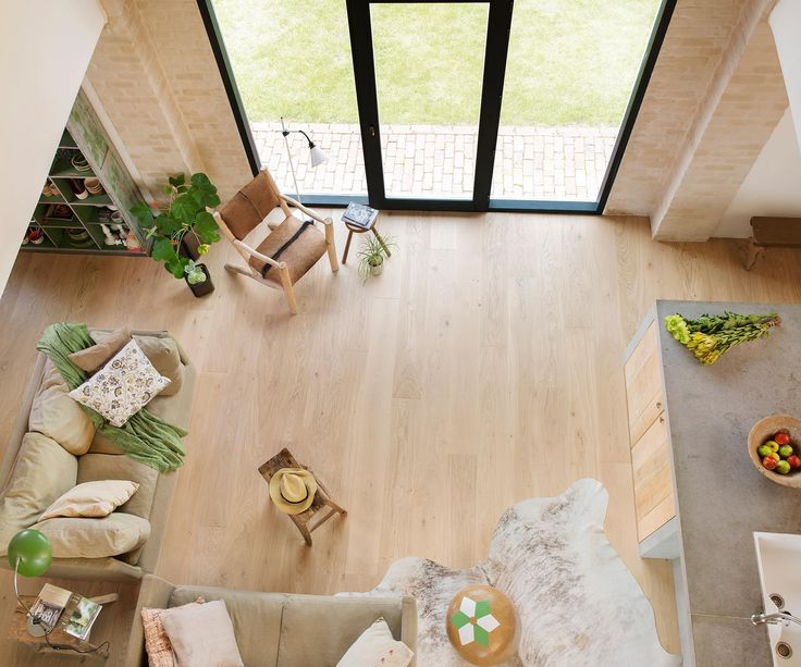 Downtrodden no more! Timber flooring takes centre stage for a look that can transform your home.