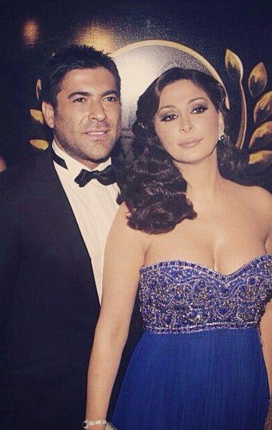 Elissa and Wael Kfoury