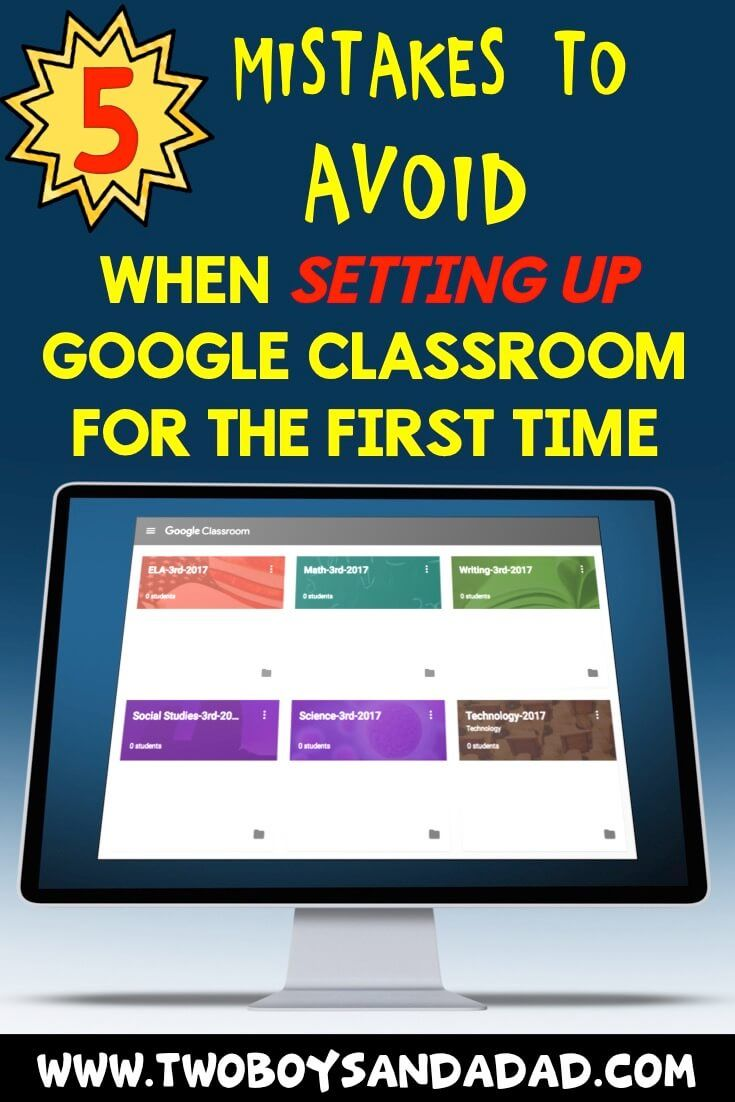 It's Back to School season and one of the newest duties teachers have to do to set up a new classroom is setting up Google Classroom to accommodate the new students for the new school year.