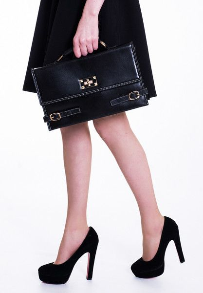 Classic Clutch Bag - £20.00 at Wear Eponymous