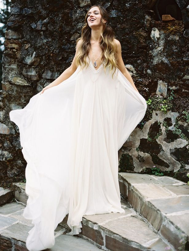 Carol Hannah Celestine Wedding gown - Inspiration shoot in Nepal with Nina & Wes Photography