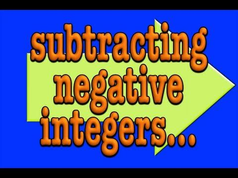 one for the pre-algebra and algebra crowd- how to subtract negative integers! (lyrics below)  See more of Mr. R.'s science and math resources at:  http://mathstory.com    Lyrics:    (3X)  Minus a negative,   Like,  Plus a positive...  That's just how it goes!     Minus a negative-Plus a positive,  Minus a negative-Plus a positive,  Minus a negative-Plus a pos...