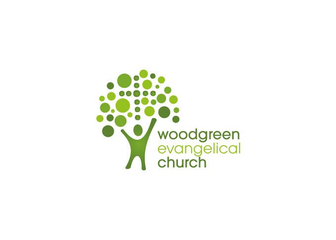 Woodgreen Evangelical Church Logo By Method Design