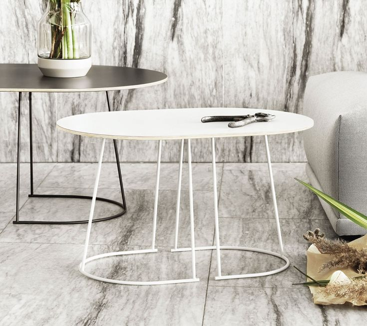 Design Table By Muuto