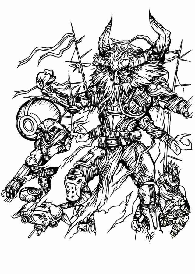 Destiny coloring page Coloring pages, Sketches, Destiny game
