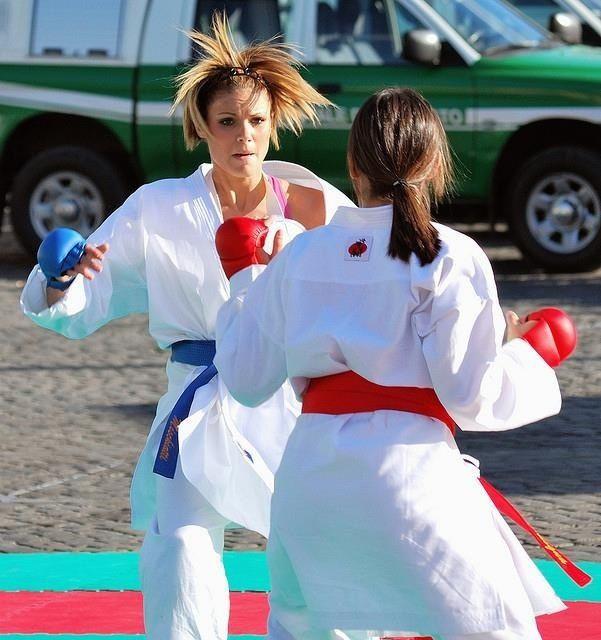 fucking-karate-girl