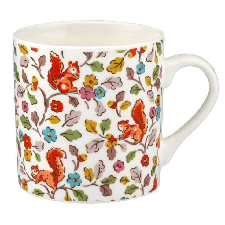Squirrels Billie Mug | View All | CathKidston