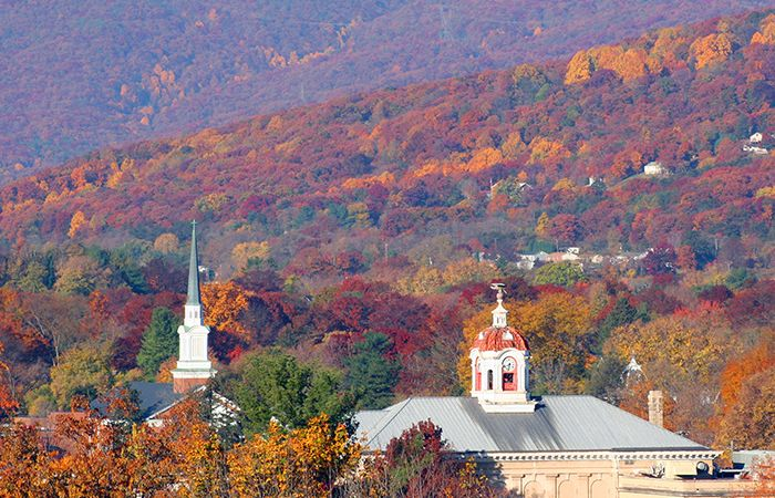 Downtown Salem and Roanoke, VA. Tucked between the Blue Ridge Parkway and Allegheny Mountains, you'll enjoy lots of amazing views.
