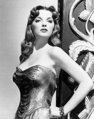 Sultry Siren: Jazz singer Julie London, circa 1940