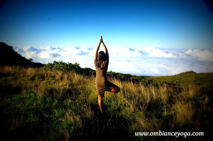 OMbiance Yoga in Maui, Hawaii