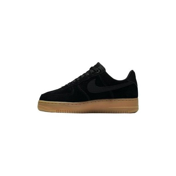 Nike Wmns Air Force 1 07 SE Shoes (Trainers) (£162) ❤ liked on Polyvore featuring shoes, sneakers, multicolour, trainers, women, nike trainers, multi coloured shoes, colorful shoes, multi colored shoes and multi color shoes