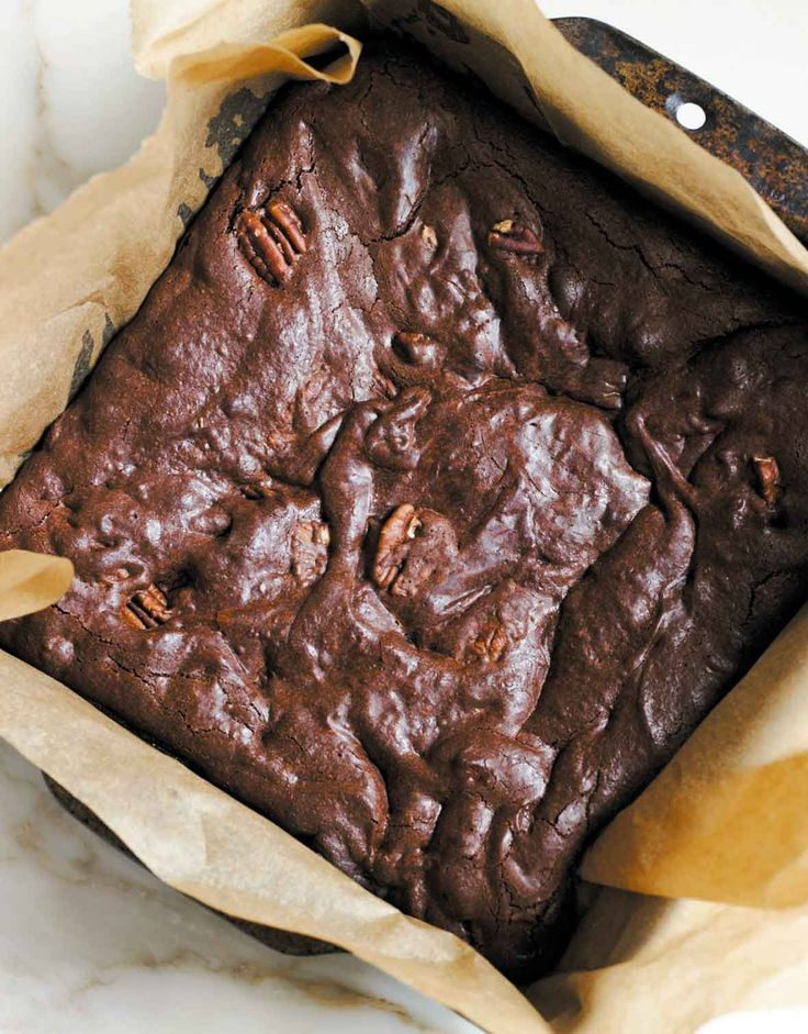 Best Brownies Recipe - I've tried this recipe with carob (because I'm allergic to chocolate), and YUM!!!