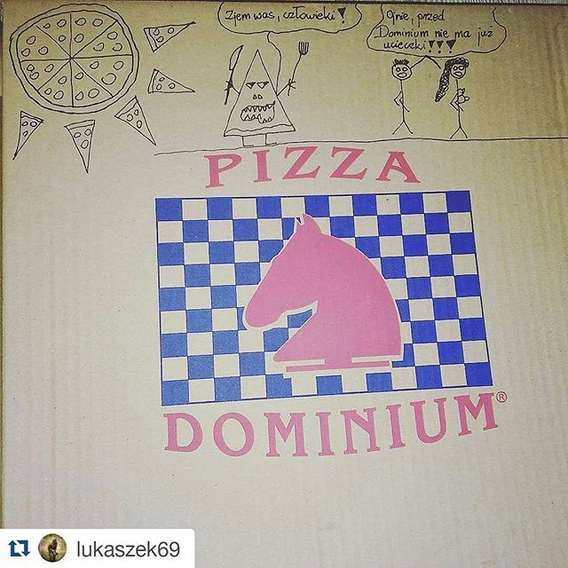 Instagram lukaszek69 #dominiumbox #pizza