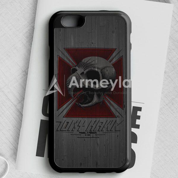 Tony Hawk Skateboard Skull Garden Logo iPhone 6/6S Case | armeyla.com
