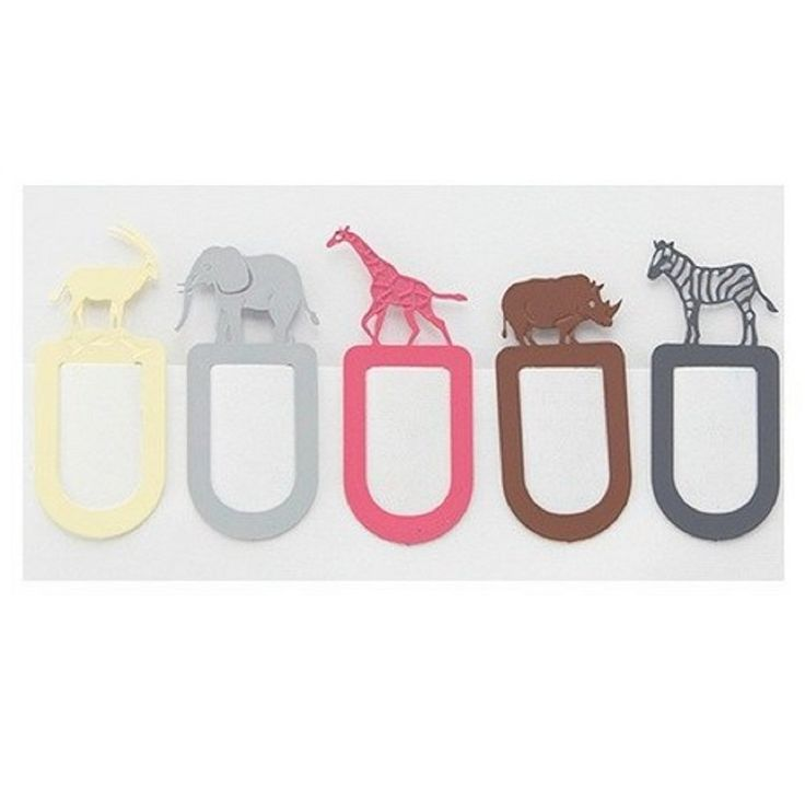 Amazon.co.jp: mini Bookmarks/ミニブックマーク(Safari)サファリ 【メンズ レディース】: ジュエリー