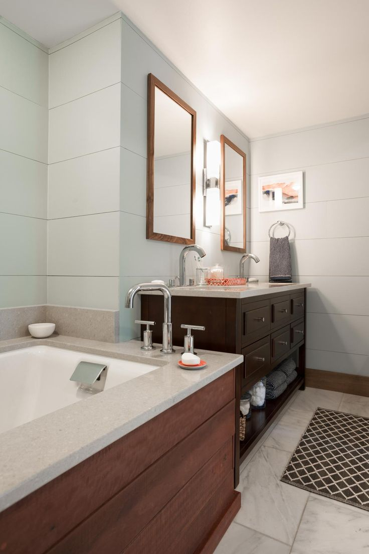 Guest Bathroom Pictures From DIY Network Blog Cabin 2015