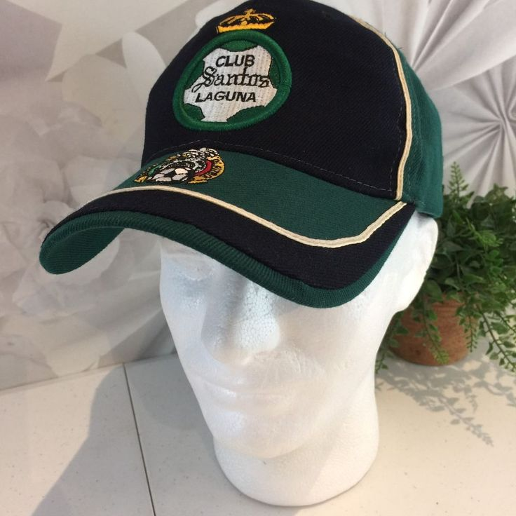 Top Pro Club Santos Laguna Hat Santos Guerreros Soccer Adjustable Strap  | eBay