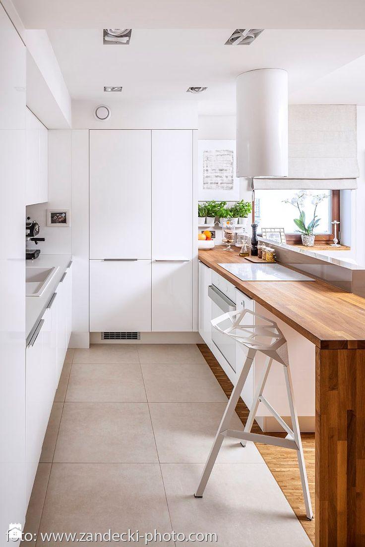 * mieszkanie kraków tyniecka - Kuchnia, styl nowoczesny - zdjęcie od d e s e n i e