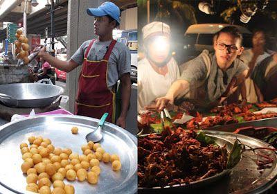 Sakuratotonews: 5 Negara Dengan Makanan Jalanan Yang Terbaik