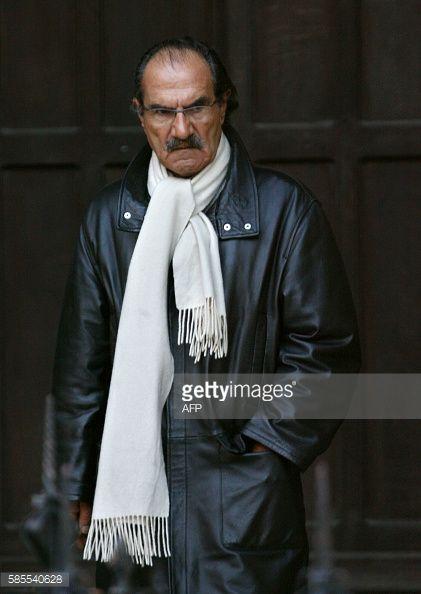 French actor Gerard Hernandez leaves Sainte-Clotilde basilica,... #sainteode: French actor Gerard Hernandez leaves… #sainteode