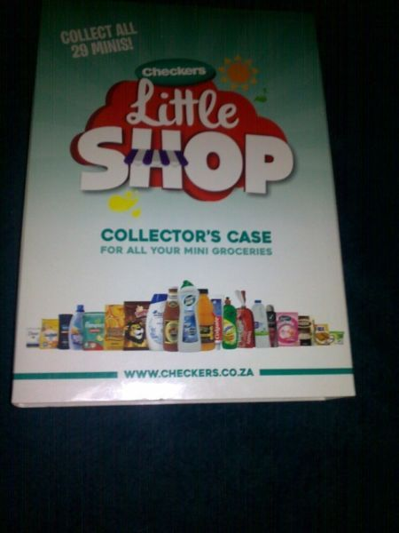 Collectables ForSale. Checkers Minis. Pick