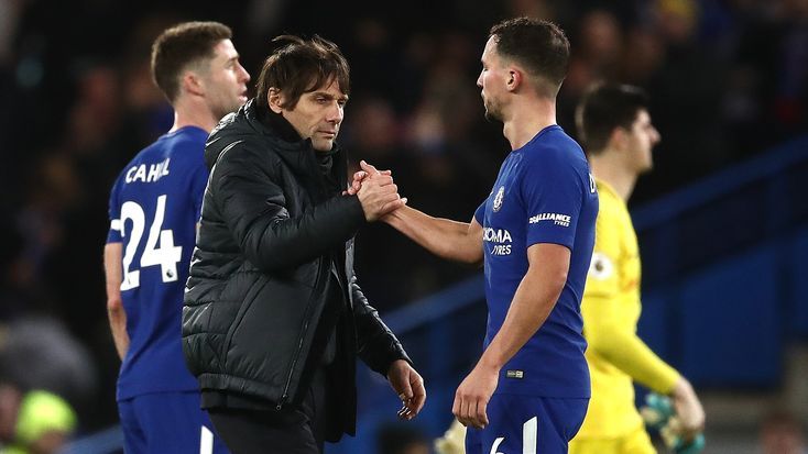 Antonio Conte says Chelsea must buy before players can leave #News #AntonioConte #Chelsea #Football #PremierLeague