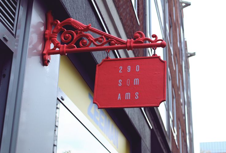 Nice sign in Amsterdam