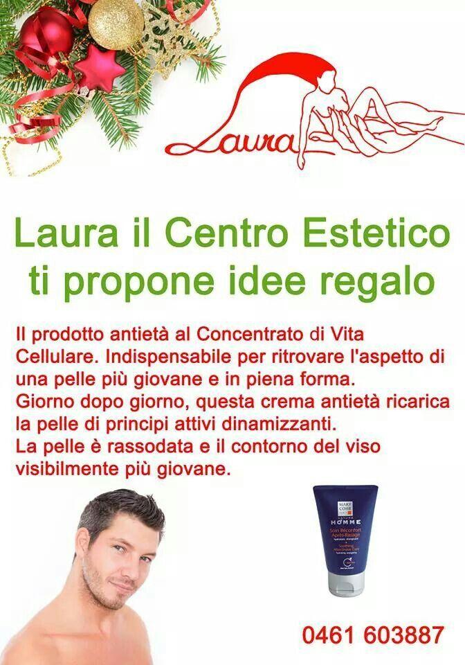 A Natale ... Laura il Centro Estetico  Ti propone queste idee regalo 0461 603887