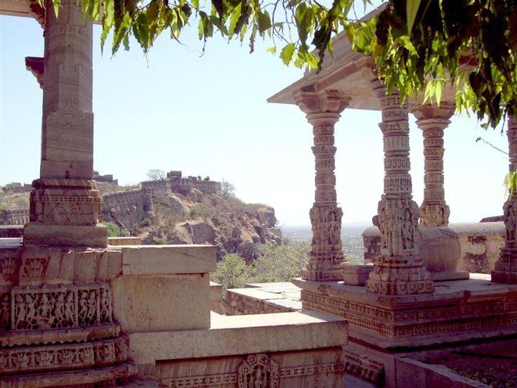 Chittorgarh Fort, India.