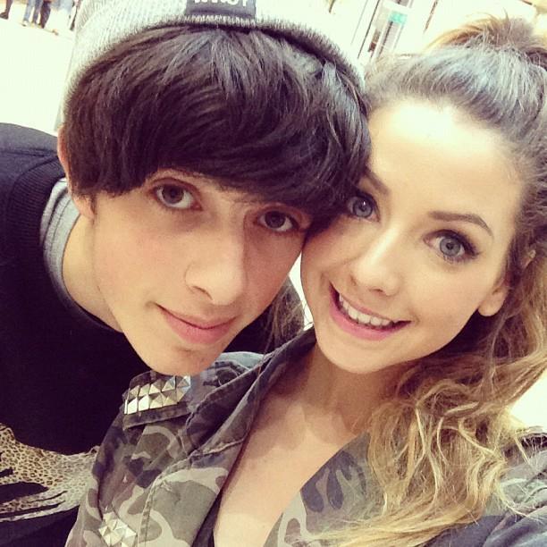 Zoe and Sam