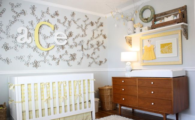 7 Nature-Themed Nurseries You'll Go Wild For - The Bump Blog