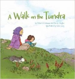 This book supports social studies outcomes that explore diversity, cultural groups and traditions.  The story also complements learning units focused on Arctic ecosystems.  A class could learn more about Arctic habitat types, plants and wildlife by examining the relationship between the natural world and the Inuit.  Plant adaptations could be explored with an investigation of the unique...  - See more at: http://resources4rethinking.ca/en/resource/a-walk-on-the-tundra#sthash.yPyBa9oj.dpuf