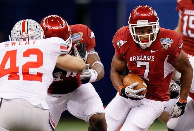 Arkansas Razorbacks Football News | Arkansas Football: 10 Dream Scenarios For 2011