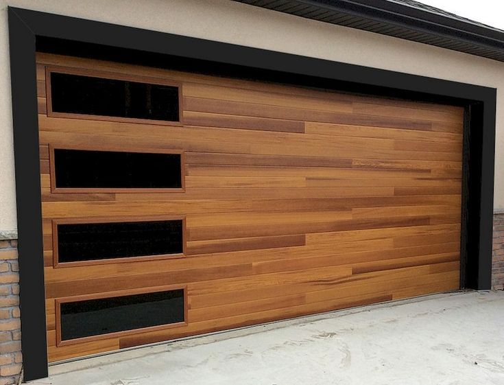 62 Stunning Garage Doors Design Ideas Garage Door Design Modern Garage Doors Garage Door Styles