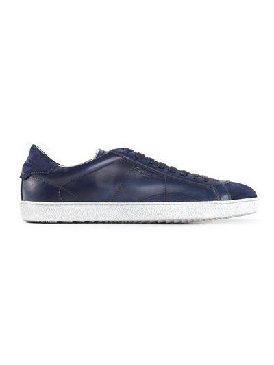 SANTONI Classic Sneakers