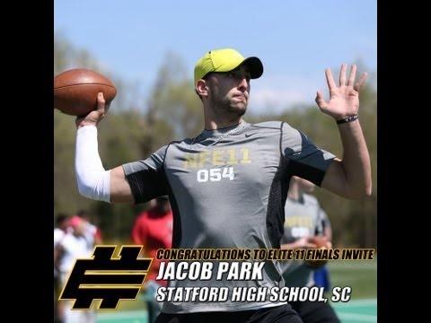 Jacob Park 2013 Highlight Reel