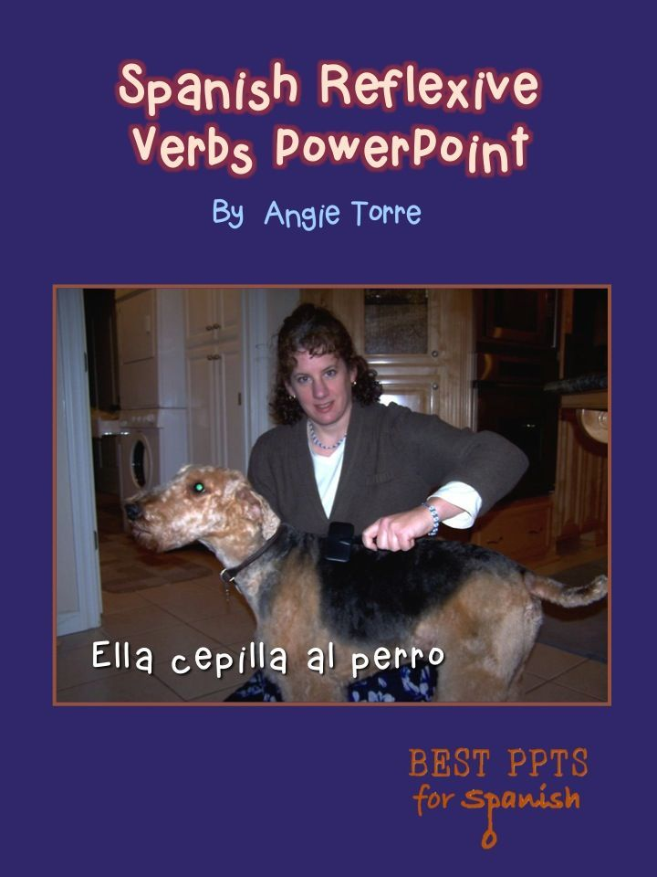This 177-slide PowerPoint is a complete lesson on Reflexive Verbs for Spanish…