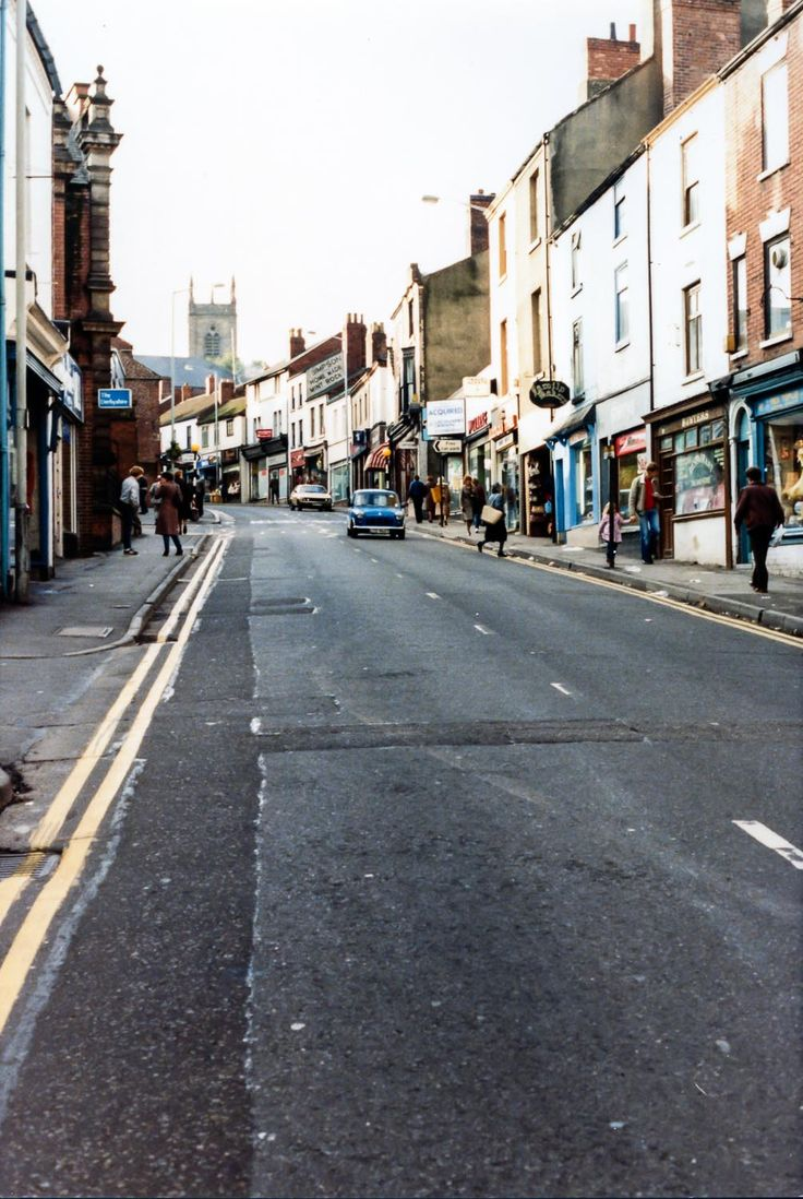 Photographs of Ilkeston, Derbyshire - Bath Street, Ilkeston #5
