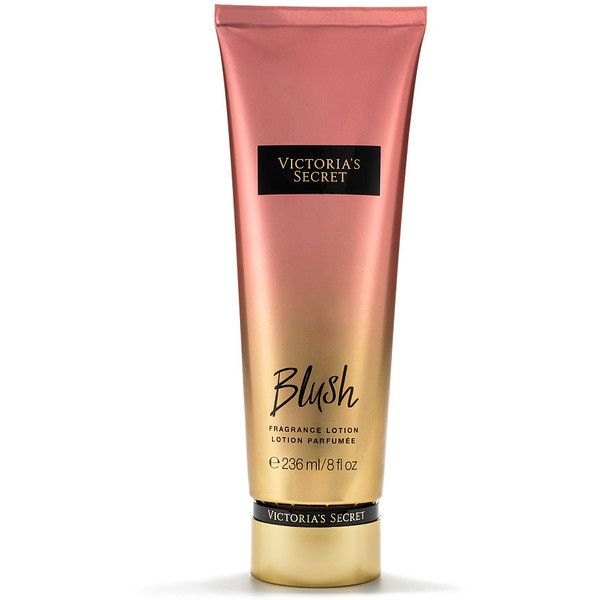 Victoria's Secret Blush Fragrance Lotion found on Polyvore featuring beauty products, bath & body products, body moisturizers and beauty